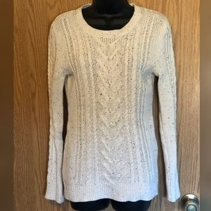Old Navy Women's Cable Net Sweater